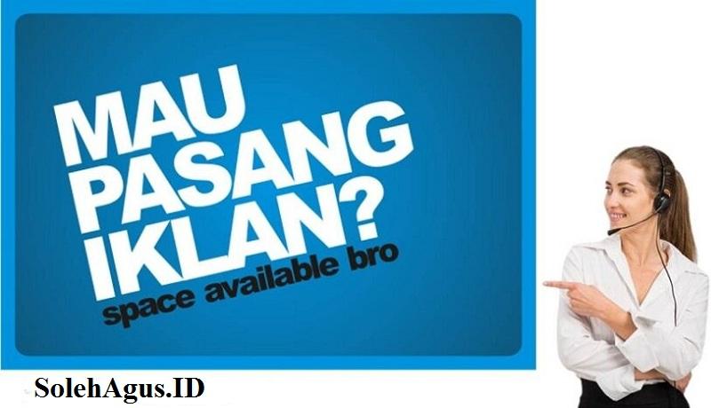 Jasa Pasang Iklan Online