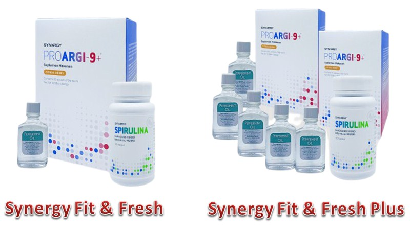 Synergy Fit and Fresh