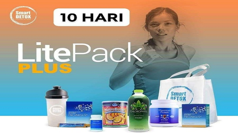 Smart Detox Lite Pack Plus