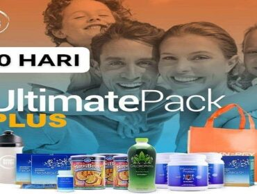 Smart Detox Ultimate Pack Plus 1
